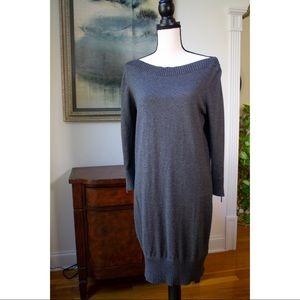 Michael Kors sweater dress w/ zipper sleeves